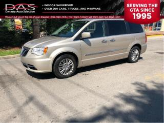 Used 2015 Chrysler Town & Country NAVIGATION/2 DVD's/POWER DOORS for sale in North York, ON