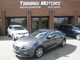 Used 2014 Mazda MAZDA3 SKYACTIV | NO ACCIDENT | BLUETOOTH | PUSH START for sale in Mississauga, ON