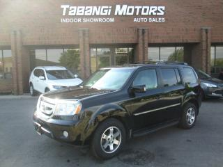 Used 2009 Honda Pilot TOURING | NO ACCIDENT | NAVIGATION | LEATHER | SUNROOF | for sale in Mississauga, ON