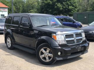 Used 2007 Dodge Nitro 4WD Sunroof Power Group A/C for sale in Newmarket, ON