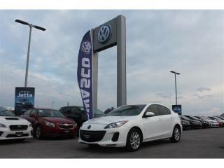 Used 2013 Mazda MAZDA3 GX for sale in Whitby, ON