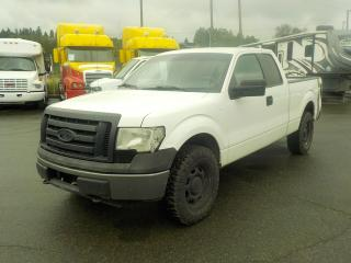 Used 2010 Ford F-150 XL SuperCab 6.5-ft. Bed 4WD for sale in Burnaby, BC
