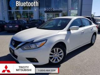 Used 2016 Nissan Altima 2.5  - Bluetooth for sale in Port Coquitlam, BC
