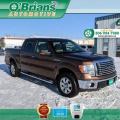 Used 2012 Ford F-150 XLT w/4x4, Cruise, A/C for sale in Saskatoon, SK