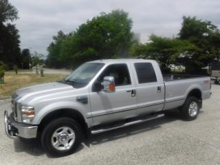 Used 2009 Ford F-350 SD XLT Crew Cab Long Bed 4WD for sale in Burnaby, BC