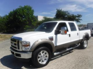 Used 2008 Ford F-350 SD FX4 Crew Cab Short Bed Diesel for sale in Burnaby, BC