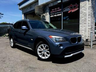 Used 2012 BMW X1 28i xDRIVE 4 portes à traction intégrale for sale in Longueuil, QC