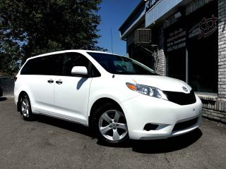 Used 2011 Toyota Sienna LE Traction avant, 5 portes, 7 passagers for sale in Longueuil, QC