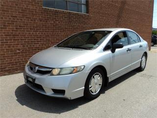 Used 2009 Honda Civic Sdn DX-G for sale in Oakville, ON