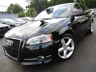 Used 2013 Audi A3 2.0T PROGRESSIV|137,000KM|SUNROOF|AUTOMATIC !! for sale in Burlington, ON