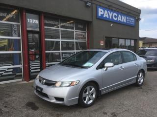 Used 2009 Honda Civic Sdn Sport for sale in Kitchener, ON