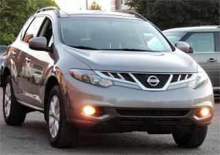 Used 2012 Nissan Murano SV for sale in Etobicoke, ON