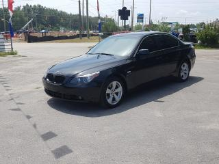 Used 2007 BMW 5 Series 530xi for sale in Barrie, ON
