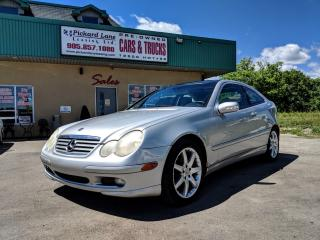 Used 2002 Mercedes-Benz C-Class for sale in Bolton, ON