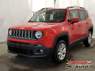 Used 2015 Jeep Renegade North 4x4 My Sky for sale in Trois-rivieres, QC