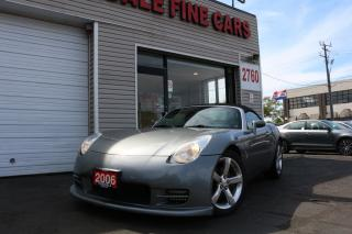 Used 2006 Pontiac Solstice 5 SPEED, AERO BUMPER for sale in Toronto, ON