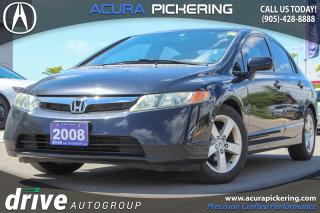 Used 2008 Honda Civic LX for sale in Pickering, ON