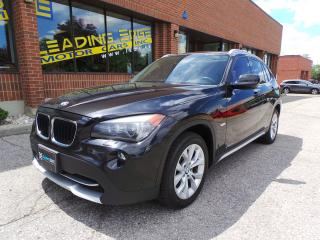 Used 2012 BMW X1 xDrive28i Premium Package, Navigation, Panoramic Sunroof for sale in Woodbridge, ON