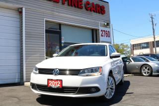 Used 2012 Volkswagen Jetta 2.0 TDI Highline Leather, Sunroof for sale in North York, ON