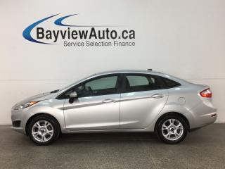 Used 2014 Ford Fiesta - ALLOYS! A/C! SYNC! PWR GROUP! CRUISE! for sale in Belleville, ON