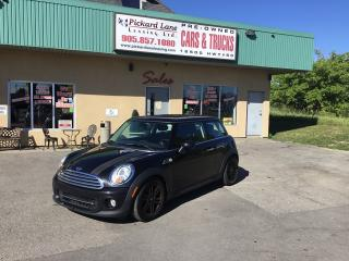 Used 2013 MINI Hatch Cooper BAKERS STREET EDITION !! for sale in Bolton, ON