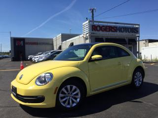 Used 2013 Volkswagen Beetle TDI - PANO ROOF - HTD SEATS - BLUETOOTH for sale in Oakville, ON