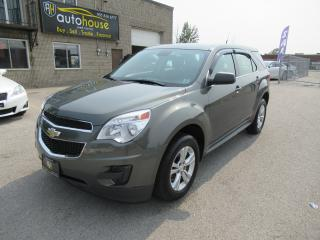 Used 2012 Chevrolet Equinox LS AUTO,4CYL,LOW KM for sale in Newmarket, ON