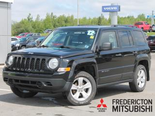 Used 2012 Jeep Patriot 4X4 | KEYLESS ENTRY | ONLY $36/WK TAX INC. $0 DOWN for sale in Fredericton, NB