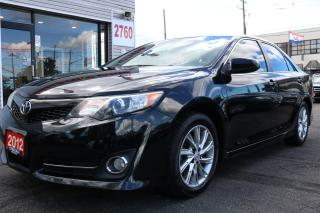 Used 2012 Toyota Camry SE for sale in North York, ON