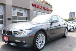 Used 2014 BMW 328i xDrive Luxury Line. Navigation. for sale in North York, ON