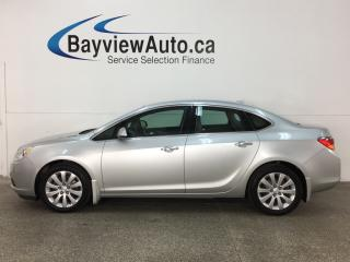 Used 2014 Buick Verano Base - ALLOYS! A/C! ON STAR! PWR GROUP! CRUISE! for sale in Belleville, ON