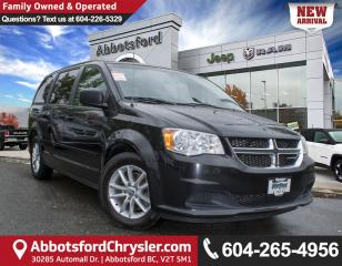 Used 2015 Dodge Grand Caravan SE/SXT *ACCIDENT FREE* *LOCALLY DRIVEN* for sale in Abbotsford, BC