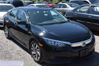 Used 2016 Honda Civic EX for sale in Pickering, ON