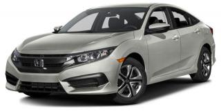 Used 2016 Honda Civic LX for sale in Pickering, ON