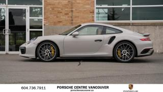 Used 2018 Porsche 911 Turbo S Coupe PDK for sale in Vancouver, BC