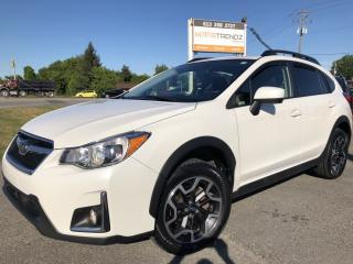 Used 2016 Subaru XV Crosstrek Touring Package AWD! BackupCam, Heated Seats, Bluetooth with Steering Wheel Controls, Paddle Shifters, Alloys and Fo for sale in Kemptville, ON