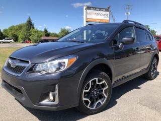 Used 2016 Subaru XV Crosstrek Touring Package AWD! Sunroof, Heated Seats, BackupCam, Bluetooth, Alloys and Fog Lights! Nice machine! for sale in Kemptville, ON