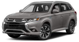 New 2018 Mitsubishi Outlander PHEV for sale in Fredericton, NB