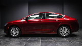 Used 2016 Chrysler 200 LX KEYLESS ENTRY | AUX/USB READY | PUSH TO START for sale in Kingston, ON