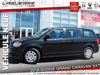 Used 2018 Dodge Grand Caravan Cvp/sxt Stow'ngo for sale in Victoriaville, QC