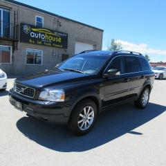Used 2011 Volvo XC90 3.2 Level 1 Leather,Sunroof, AWD for sale in Newmarket, ON