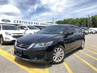 Used 2013 Honda Accord LX for sale in Barrie, ON