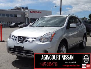 Used 2013 Nissan Rogue SV FWD|BACKUP CAMERA|BLUETOOTH|HEATED FRONT SEATS| for sale in Scarborough, ON