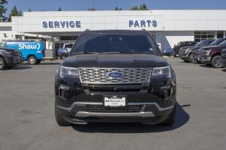 New 2018 Ford Explorer Platinum for sale in Surrey, BC