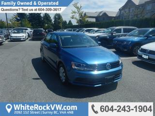Used 2017 Volkswagen Jetta 1.4 TSI Trendline+ Ex-Loaner, Heated Front Seats, Rear View Camera & Radio Data System for sale in Surrey, BC