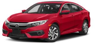 New 2018 Honda Civic Sedan EX CVT for sale in Pickering, ON