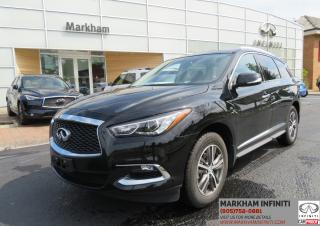 Used 2018 Infiniti QX60 Leather, Sunroof, Backup Camera for sale in Unionville, ON