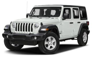 New 2018 Jeep Wrangler UNLIMITED SPORT for sale in Surrey, BC