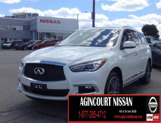 Used 2017 Infiniti QX60 DELUXE TOURING|20 RIMS|NAVI|DUAL SUNROOF| for sale in Scarborough, ON