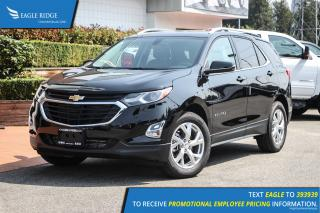 New 2019 Chevrolet Equinox LT Heated Seats & Push Button Start for sale in Port Coquitlam, BC